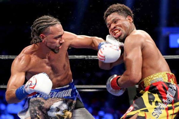 Thurman Wins War Against Porter