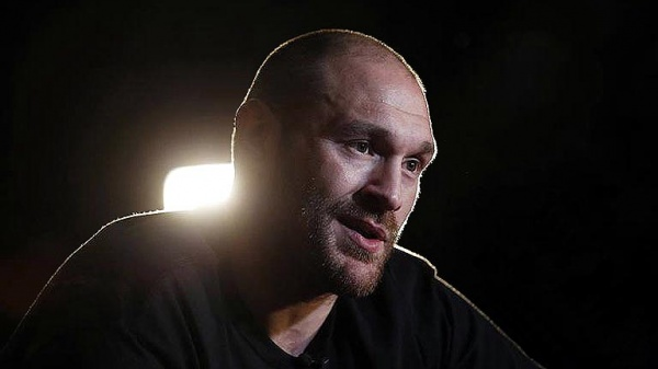Training Tips from Tyson Fury