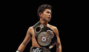 Kazuto Ioka Defends WBA World Title on New Year's Eve