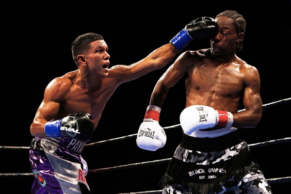 """""""I'm going to use my ring intelligence and not fight on emotion like I did in the first fight."""" (Photo: Suzanne Teresa/PBC)"""