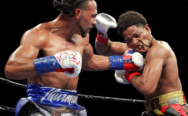 Keith Thurman and Free TV