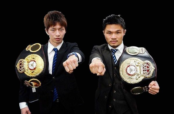 Taguchi and Kono to Defend WBA Belts in Doubleheader