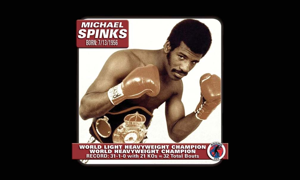 Light Heavyweight Great Michael Spinks Turns 60