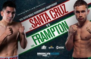 Santa Cruz vs Frampton
