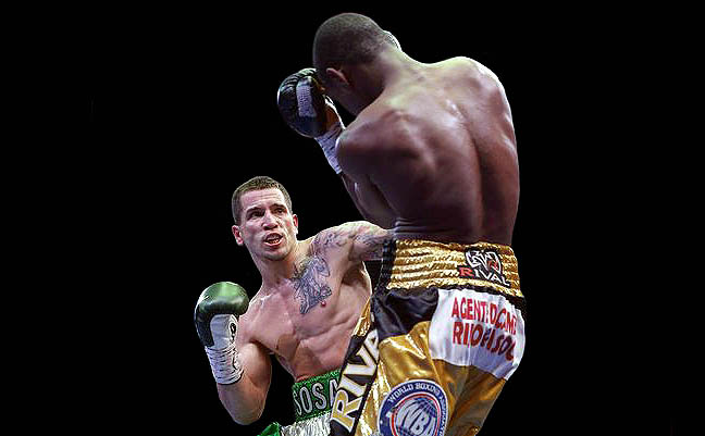 How Sosa Beat Fortuna to Win WBA Title