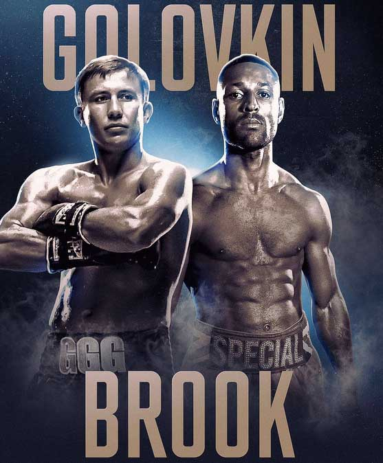 """Kell """"Special K"""" Brook is a fine fighter. He defeated Shawn Porter in 2014 to win the IBF title."""