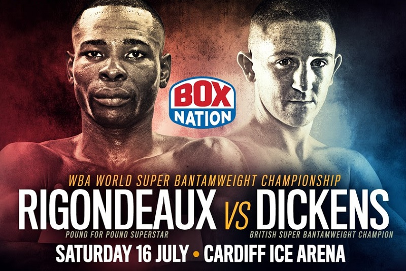 Rigondeaux vs. Dickens Preview