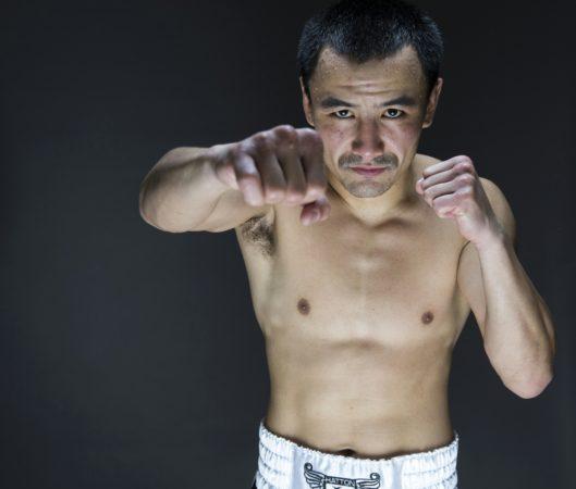 Zhanat Zhakiyanov - WBA Honorable Mention February-2017