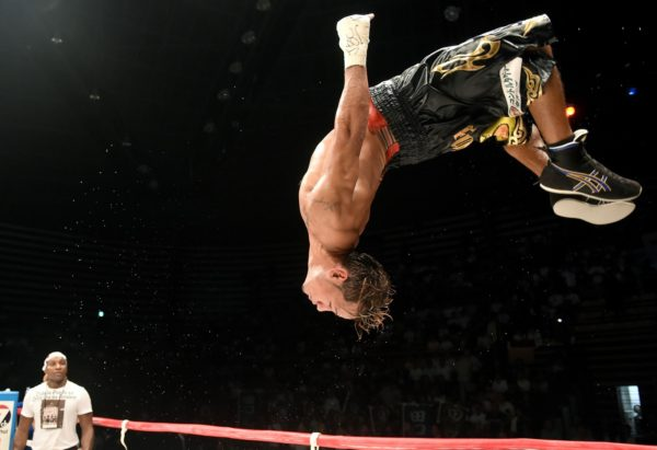 Concepcion Edges Kono to Win Title