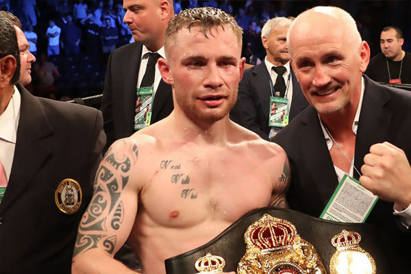 Carl Frampton - Boxer of the month July-2016