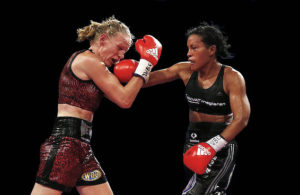 In their first fight, in 2012, Brækhus decisioned Mathis. (Photo: Courtesy)