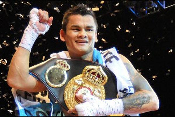 Maidana wants to be world champion again