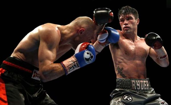 John Ryder to Defend WBA Middleweight Title