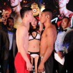 Xu Can vs Ramiro Blanco weigh-in