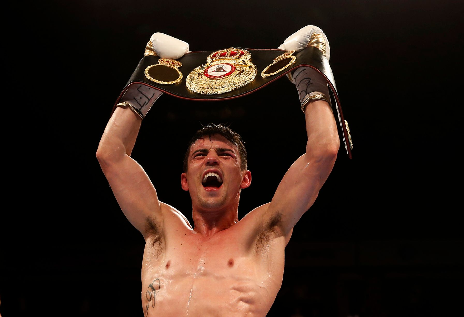 Anthony Crolla: a British warrior