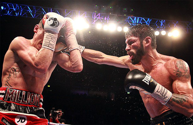 Photos: Linares Upsets Crolla