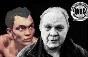 Former WBA lightweight champion Carlos Ortiz was born on September 9, 1936.