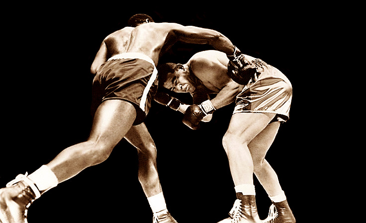 Boxing History: Charles Defeats Louis