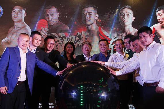 China lista para recibir batalla titular