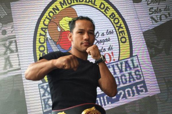 Luis Concepcion – Boxer of the month August-2016