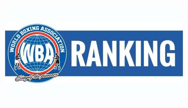 WBA Rankings for August