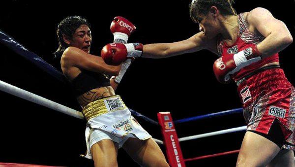 Acuña Retains WBA Interim Featherweight Title