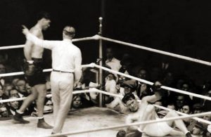 """Tunney took the count, whatever it was. In boxing, take what they give you."""