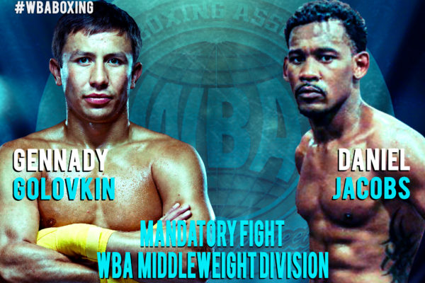 WBA Orders Golovkin-Jacobs Championship Bout
