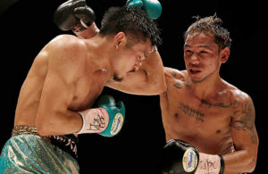 """""""El Nica"""" won the championship in August, by beating Kohei Kono. (Photo: Courtesy)"""