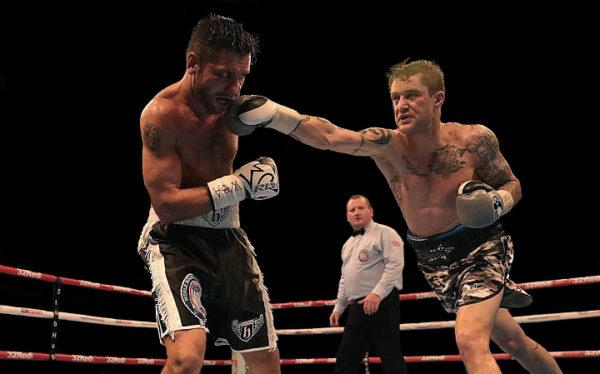 Burns Outpoints Relikh to Retain WBA Title