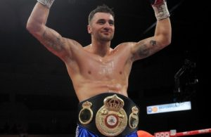 Nathan Cleverly WBA Honorable Mention October-2016