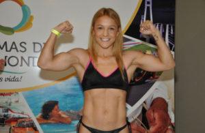Jessica Bopp Campeona Minimosca AMB