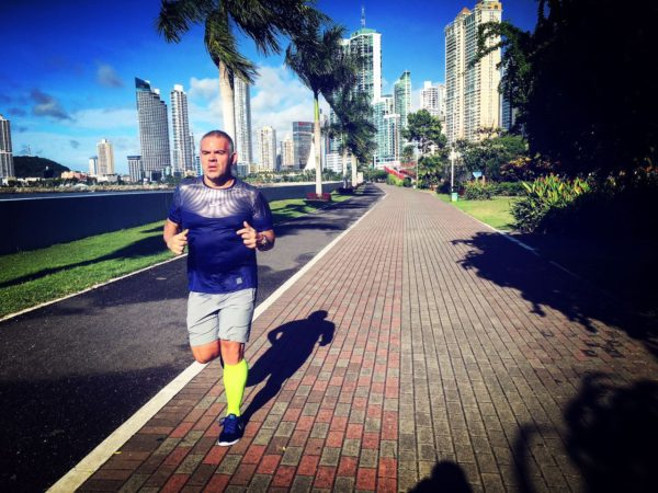 Gilberto Jesus Mendoza will run the New York City Marathon
