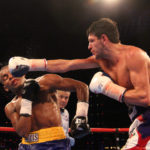 Jamie McDonnell vs Liborio Solis. Photos Sumio Yamada
