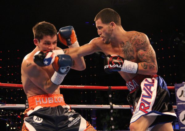 Sosa Successfully Defends WBA Super Featherweight Title