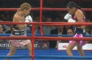 Jessica Bopp vs Anahí Torres