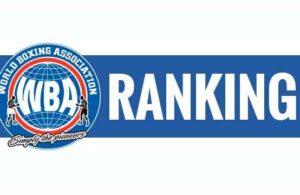WBA Rankings