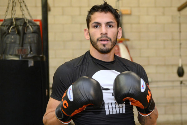 Jorge Linares - Boxer of the month September-2017