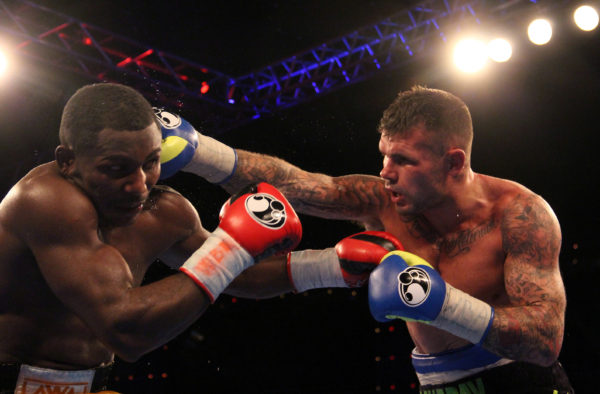 Murray Decisions Lawal to Win WBA Continental Title