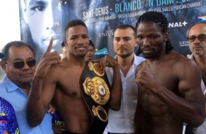 Alfonso Blanco will defend his interim WBA title on December 17. (Photo: Courtesy)