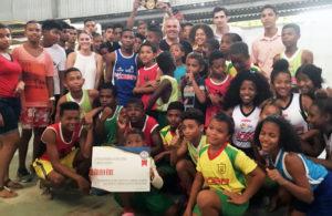 AMB apoya iniciativa de la Fundación Golden Kids