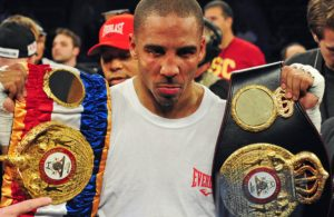 Andre Ward Undisputed WBA Light Heavyweight Champion. Photo Getty Images
