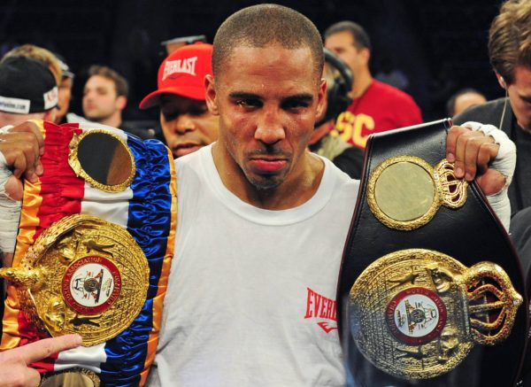 Andre Ward - Boxer of the month November-2016