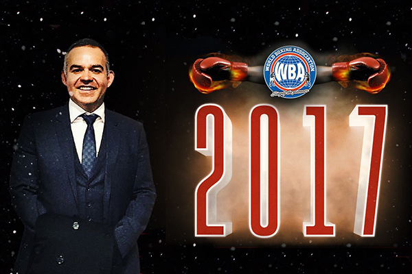 WBA New Year's Message