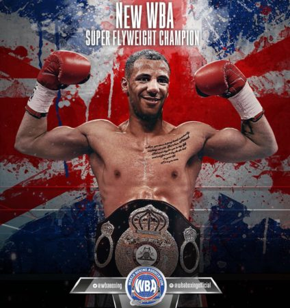 Khalid Yafai - WBA Honorable Mention December-2016
