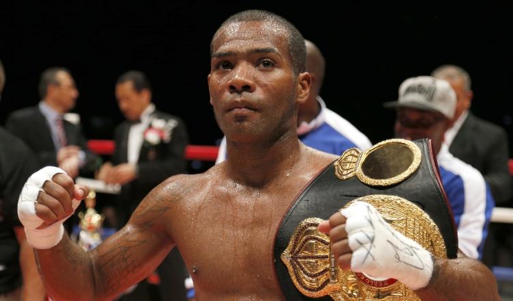Jezreel Corrales – Boxer of the month December-2016