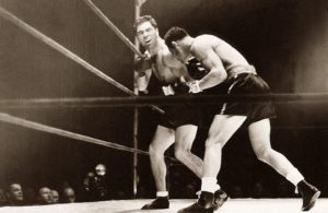 The Louis-Schmeling rematch had global implications. (Photo: ullstein bild via Getty Images)