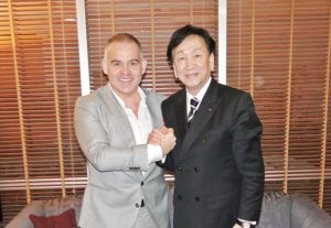 WBA and AIBA held second meeting in Taipei