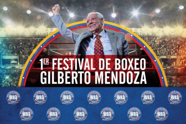 Venezuela full of boxing in honor to Gilberto Mendoza