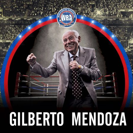 Six days full of boxing formed the First Gilberto Mendoza Festival